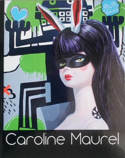 Livre Caroline Maurel m