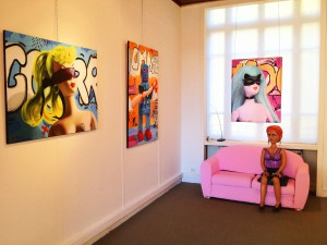 Expo Galerie 17 Arts