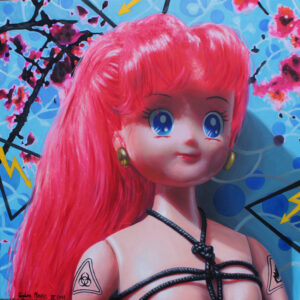 Japonmania Caroline Maurel m