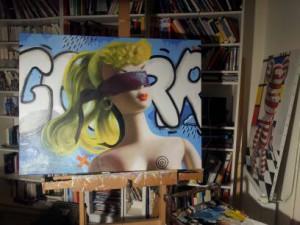 Le bandeau N 6 Caroline Maurel atelier. jpg