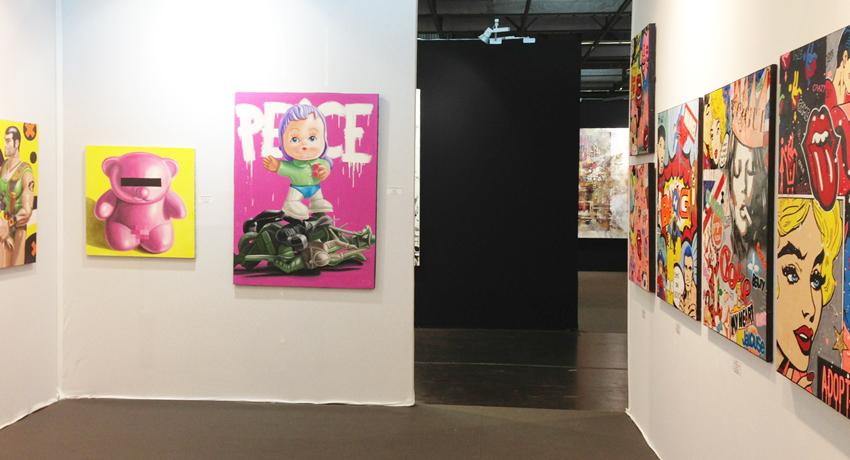 Art3G Caroline Maurel Artop Galerie