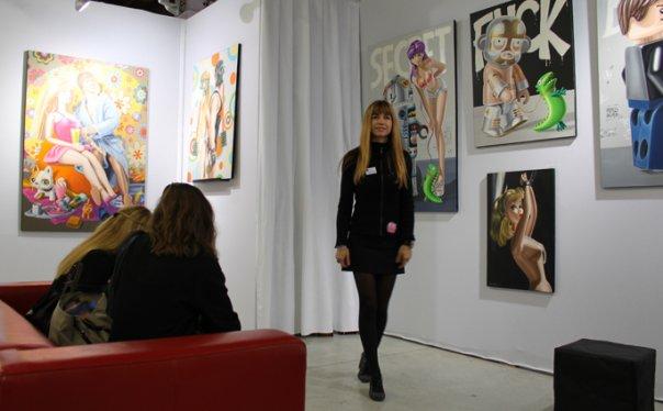 Mac Paris Caroline Maurel 2009