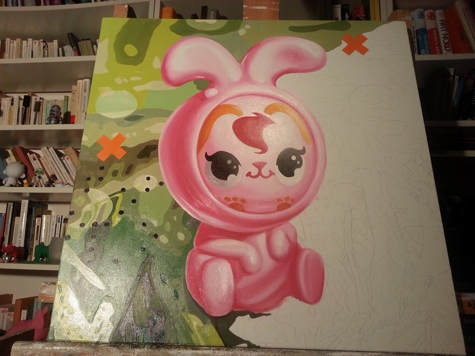 pink lapinou1