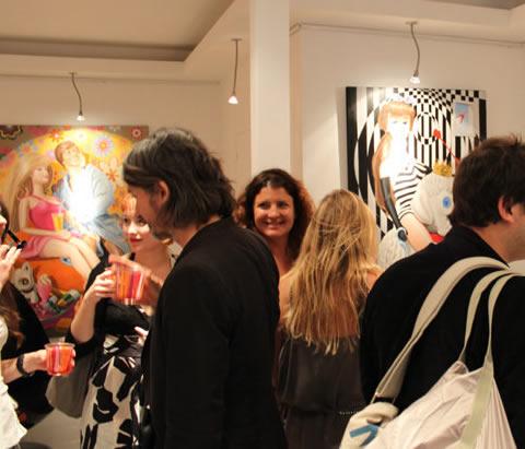 5 ème galerie Caroline Maurel