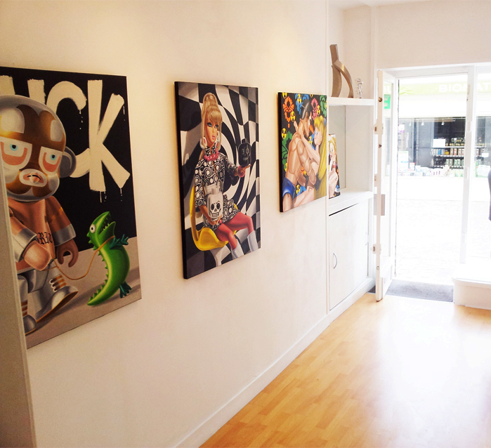 Galerie Pierrick Touchefeu 1