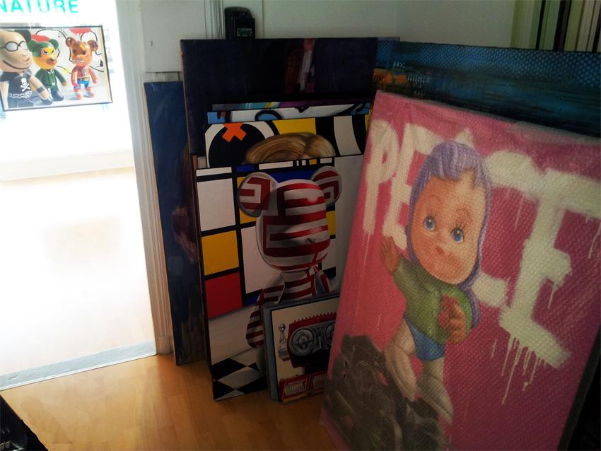 Galerie Pierrick Touchefeu 3