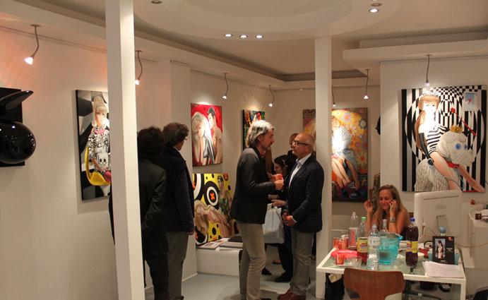 la 5ème galerie 2010